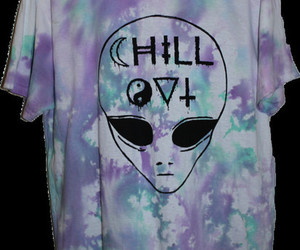 grunge, alien, and style image