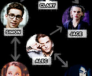 otp, the mortal instruments, and jace wayland image