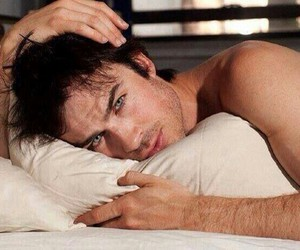 abs, Hot, and ian somerhalder image