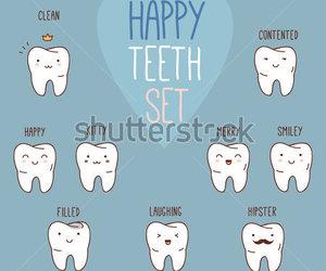 happy teeth image