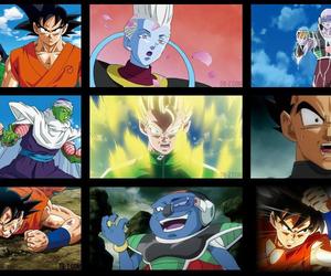 awesome, dragon ball z, and goku image