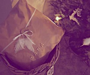 Angel Wings, christmas, and christmas tree image