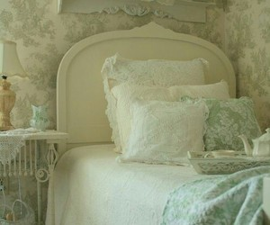 bedroom, decor, and interiors image
