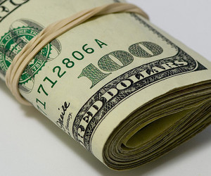 want and money image