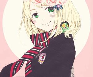 anime, anime girl, and ao no exorcist image