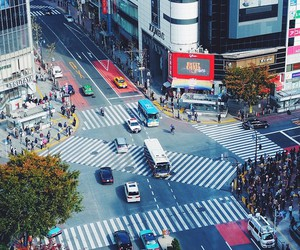 japan, street, and streets image