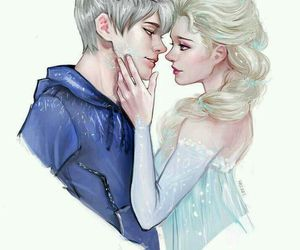 elsa, frozen, and love image