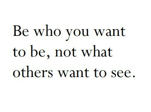 be, want, and you image
