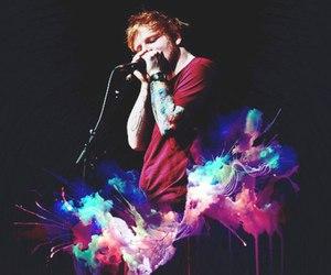 ed sheeran, music, and sheeran image