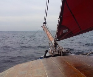 holland, sailing, and scouting image