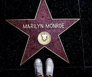 hollywood, Marilyn Monroe, and star image