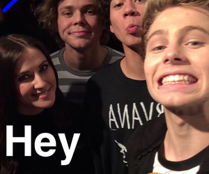 mikey, 5sos, and 5sosfam image