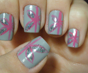 nail art, unhas, and nails image