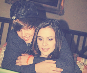 jaitlin, justin bieber, and caitlin beadles image