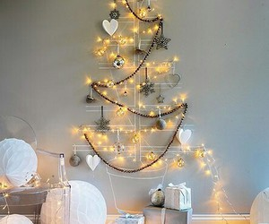christmas tree, winter, and ideas image