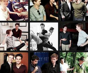 dylan o'brien and newtmas image