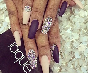 nail art, beaty, and nails image