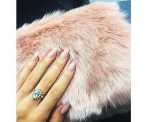 nails, bag, and fashion image