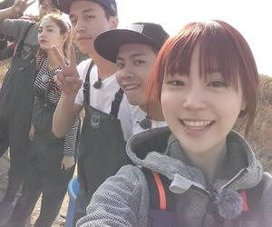 jackson, roommate, and youngji image