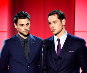 matt mcgorry, jack falahee, and htgawm image