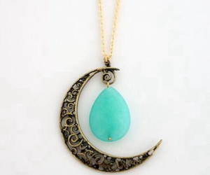 accessories, boho, and moon image