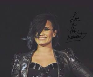 demi lovato, live in the moment, and hair image