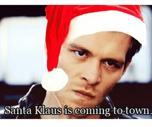christmas, klaus, and funny image