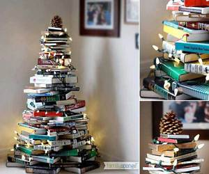 book, diy, and christmas image