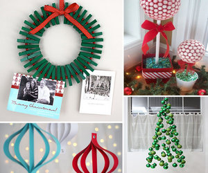 christmas, diy, and decoration image