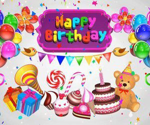 birthday, birthday wishes, and birthday pictures image
