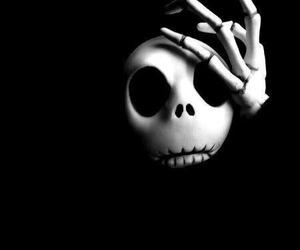 jack, tim burton, and dark image