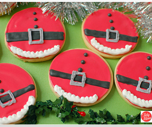 christmas, christmas cookies, and christmas 2014 image