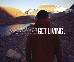 live and quote image