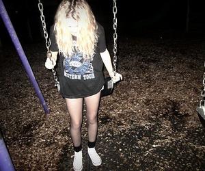 grunge, soft grunge, and dark image