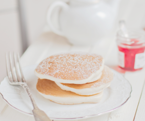 breakfast, pastel, and yummy image