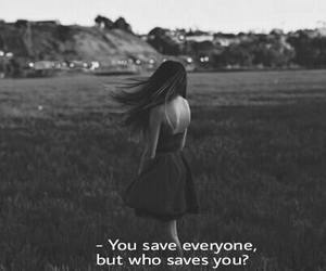 sad, quotes, and save image