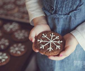 baking, christmas, and ornaments image