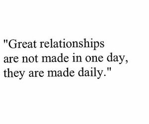 day and relationships image