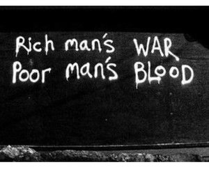 quote, poor, and rich image
