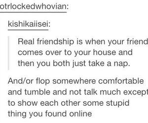 friendship and tumblr image
