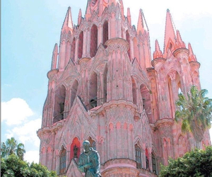 pink and castle image