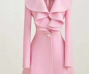 pink and coat image