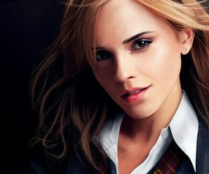 emma watson, harry potter, and art image