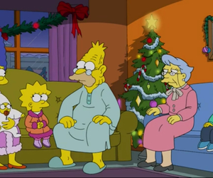 bart simpson, marge simpson, and the simpsons image