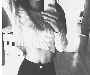 outfit, body, and black image