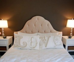 bed, love, and bedroom image