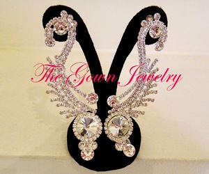 wedding jewelry, bridal earrings, and new jewelry collection image