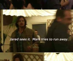 supernatural, crowley, and jared padalecki image