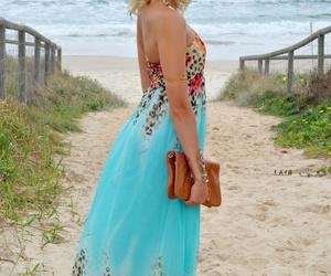 turquesa, largo, and playa image
