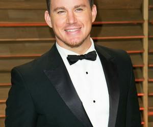 channing tatum and smile image